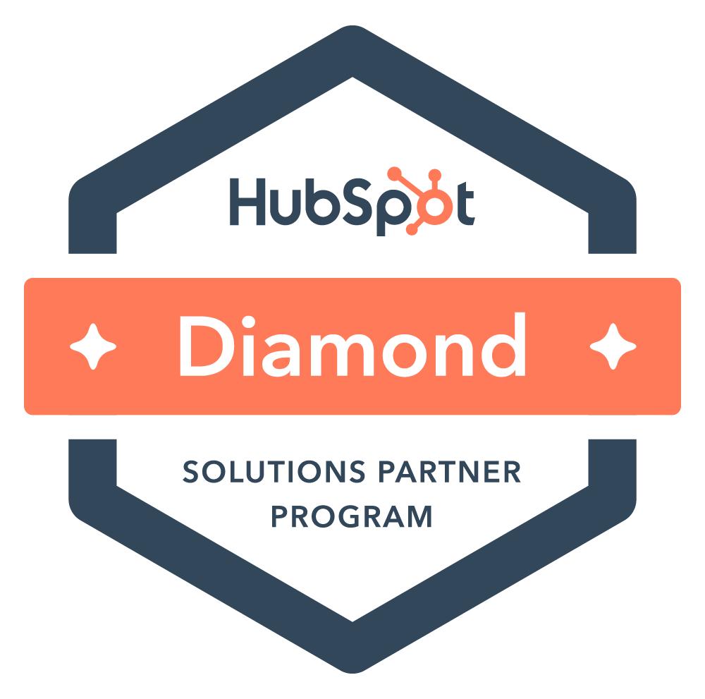 HubSpot ダイヤモンドパートナー